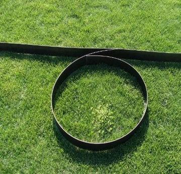 толстая бордюрная лента 3 мм.