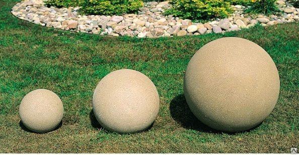 Сфера из бетона купить строительные растворы с глиной