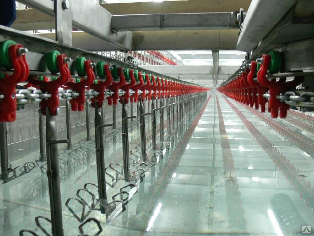 Конвейер линии потрошения конвейер для склада цена