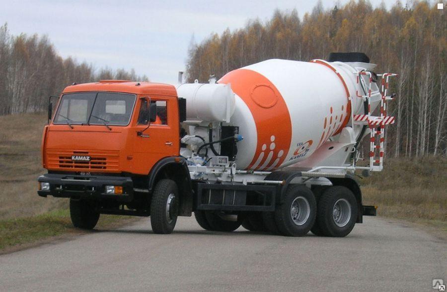 Купить бетон с доставкой миксером цена миксер для бетона купить киров
